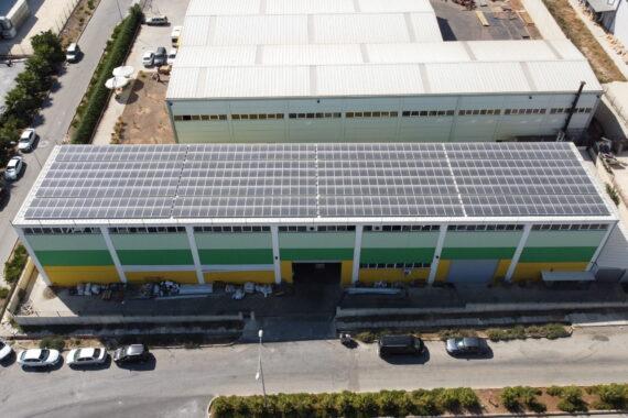 DK Mekanik Güneş Enerjisi Santrali