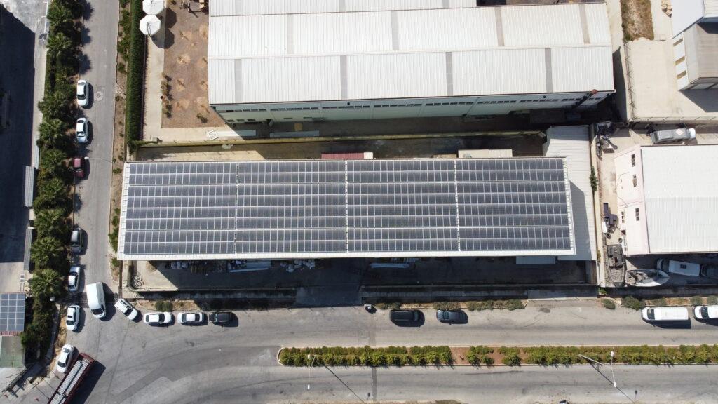 DK Mekanik Solar Santral