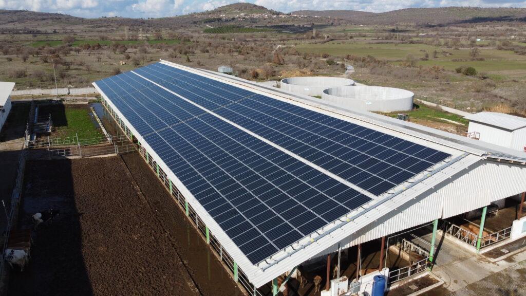 Talu Solar Enerji Santrali işletme bakım