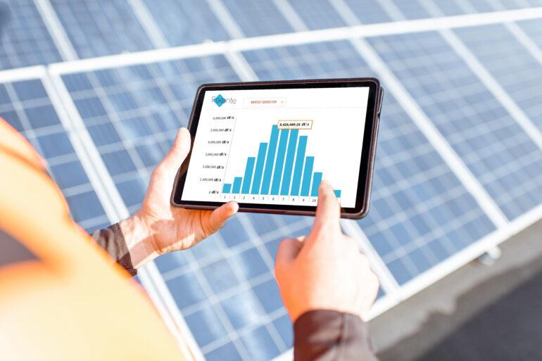 Solar Monitoring Sistemi