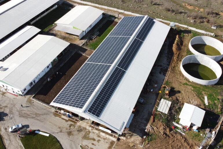 Talu Güneş Enerjisi Santrali işletme bakım
